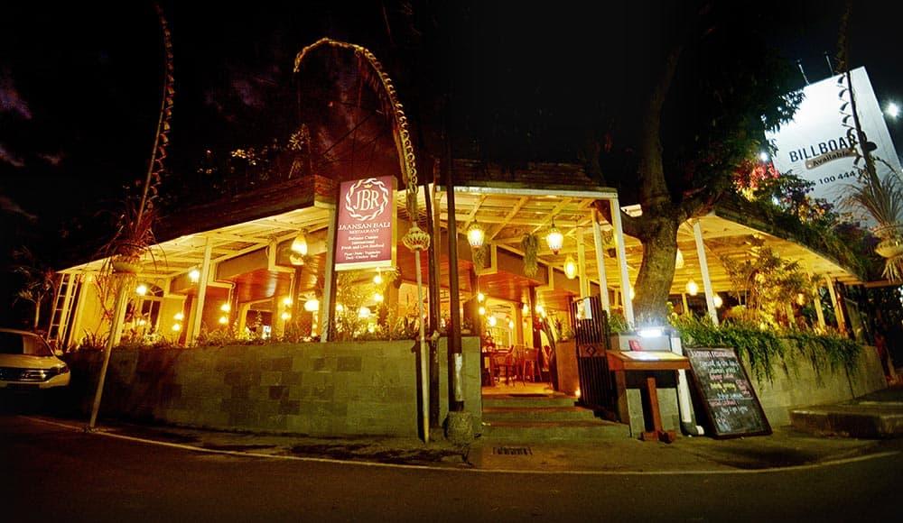 Over kontrak restoran di Bali