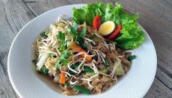 Pad Thai fried noodle