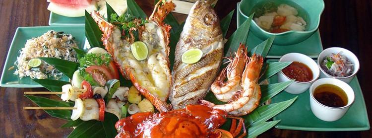 seafood Seminyak