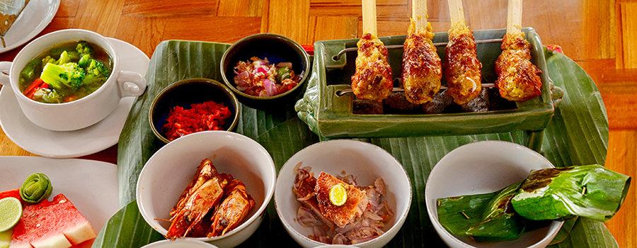 Bali food Seminyak