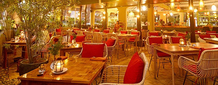 Bali restaurant Seminyak
