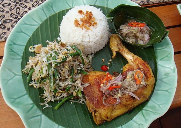 Ayam Sambal bawang