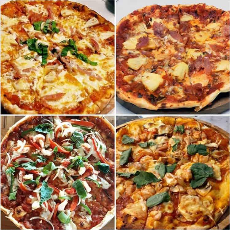 Pizza Seminyak Jaansan